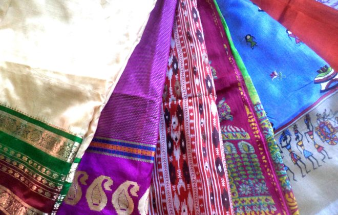 How to Maintain A Silk Saree