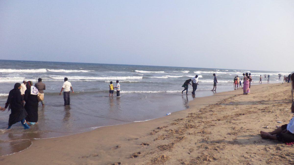 India's longest beach