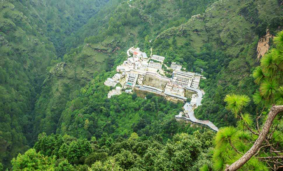 My Journey to The Vaishno Devi Temple
