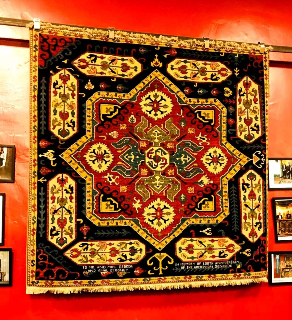 Armenian Carpets
