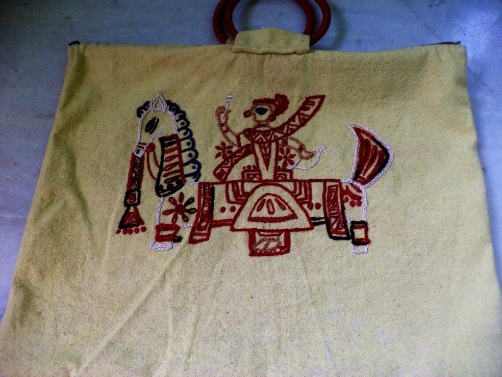 My New Folk Style Laptop Bag
