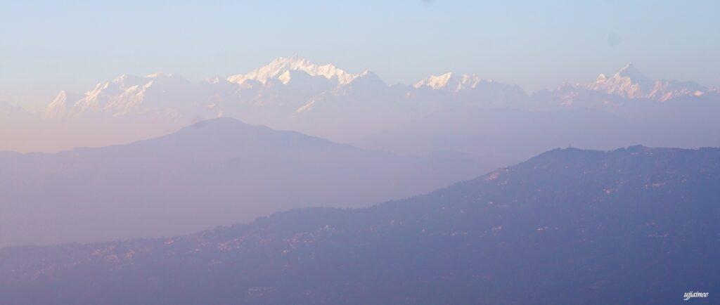 Kangchenjunga from Charkhole