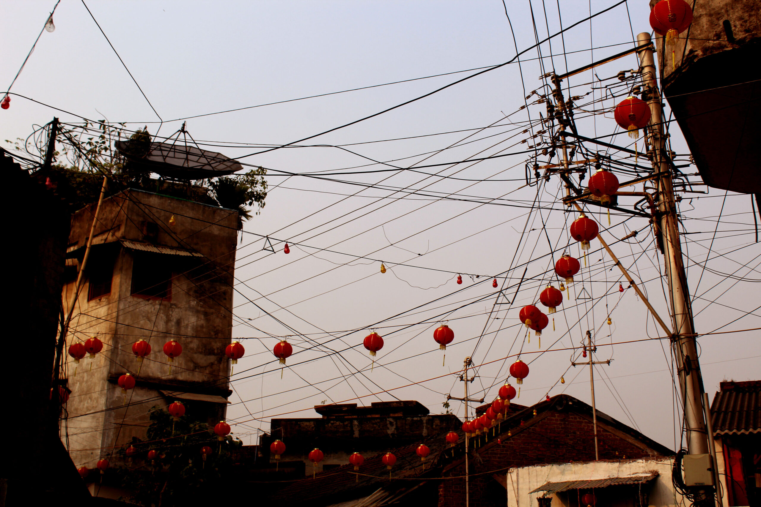 Chinese Colony in Kolkata