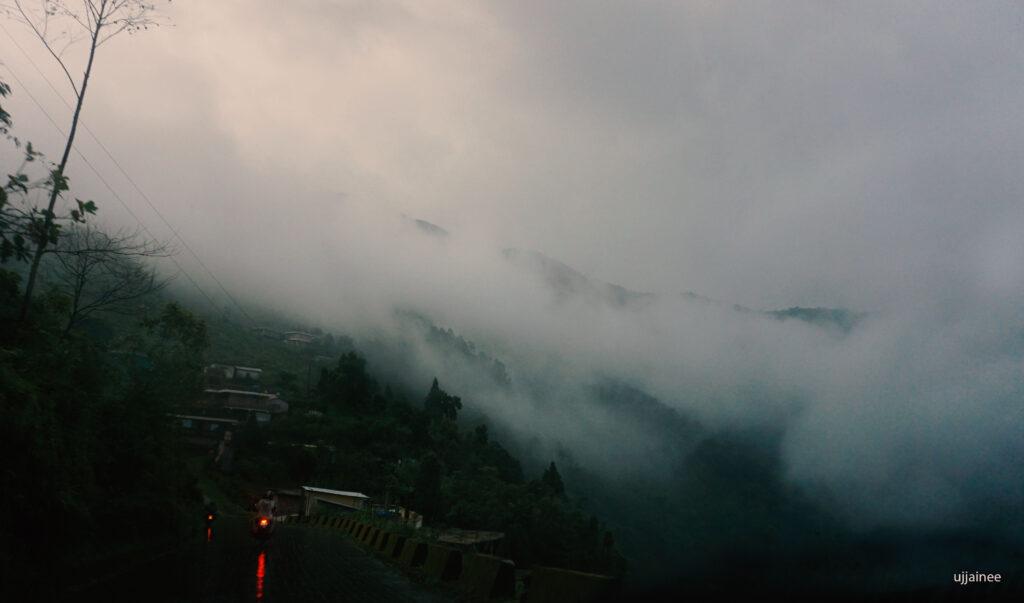 Monsoon Beauty of Kurseong